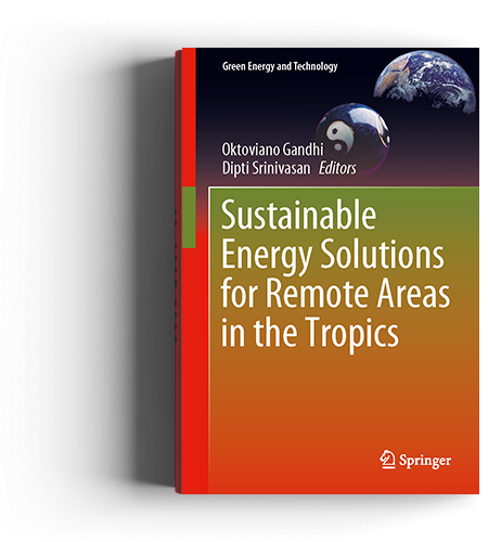 Sustainable Energy Solutions for Remote Areas in the Tropics book